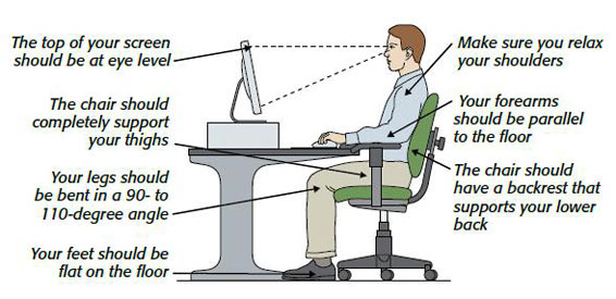 sitting-posture-tips-while-typing